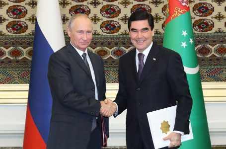 Россия и Туркменистан ведут переговоры о пятилетнем газовом контракте