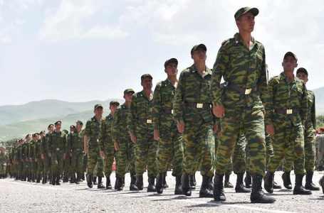 Военные РФ обучат младших специалистов для армии Таджикистана