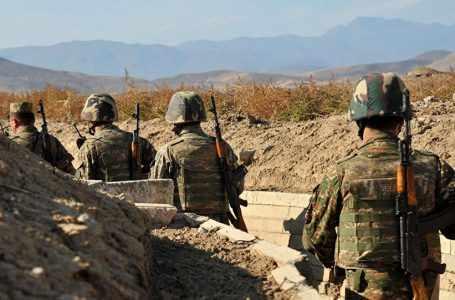 Армения нарушила перемирие с Азербайджаном 23 раза