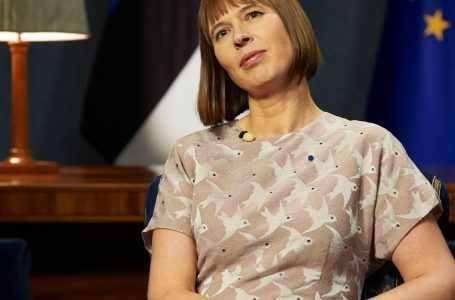Президент Кальюлайд: Эстонско-грузинские отношения «стабильные, в хорошем состоянии»
