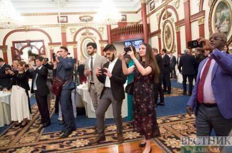В Москве состоялся официальный прием в честь Дня Республики