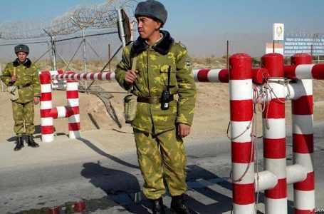 На границе Таджикистана с Кыргызстаном произошел конфликт