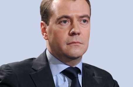 Премьер-министр России Дмитрий Медведев посетит Ашхабад с рабочим визитом