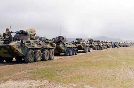 Азербайджан начал широкомасштабные военные учения