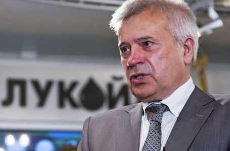 """Глава российской компании """"Лукойл"""" обсуждает новые проекты в области нефти и газа с президентом Узбекистана"""