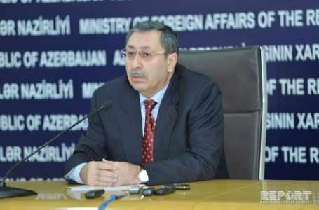 Замглавы МИД Азербайджана: граница на участке Кешикчидаг охраняется пограничными службами Азербайджана и Грузии