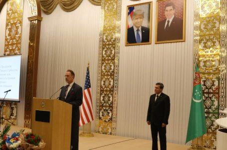 Посольство США в Туркменистане информирует граждан США о повышенной напряженности