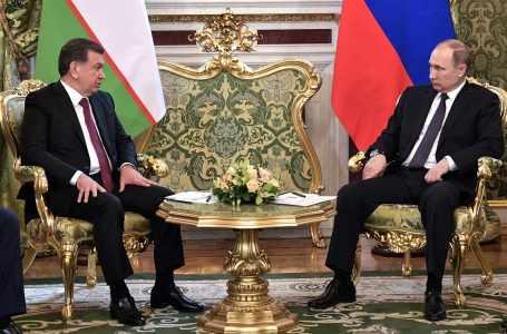 Узбекистан и Россия подписали ряд контрактов в рамках военно-технического сотрудничества