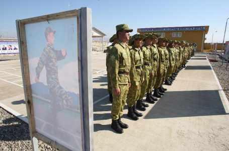 Посольство США передало технику пограничным войскам Таджикистана