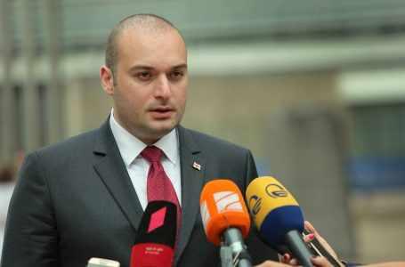 Премьер-министр Бахтадзе: Грузия – хороший пример трансформации. Грузия готова предпринять дальнейшие шаги