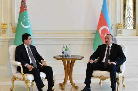 Азербайджан и Туркменистан обсуждают поставки газа в Европу