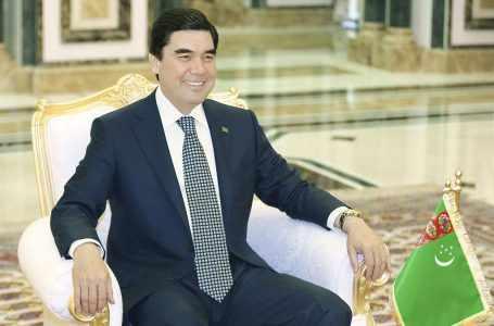 Президент Туркменистана принял председателя Японо-туркменского комитета по экономическому сотрудничеству