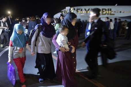 Таджикистан и Сирия хотят идентифицировать личности граждан Таджикистана и вернуть их на родину