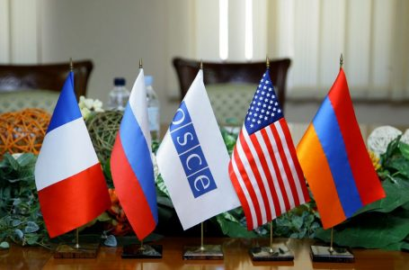 Сопредседатели Минской группы ОБСЕ анонсировали конкретные шаги