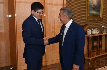 В Казани 13 июня откроется Генеральное консульство Узбекистана