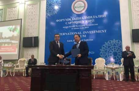 Китайская компания будет инвестировать в строительство металлургического завода в Таджикистане