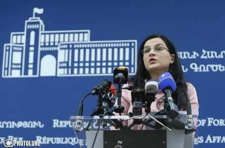МИД: Армения подтверждает, что является государством-оккупантом, наградив виновных в гибели азербайджанского солдата