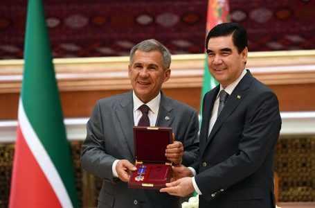 Президент Туркменистана посетит Российский Татарстан
