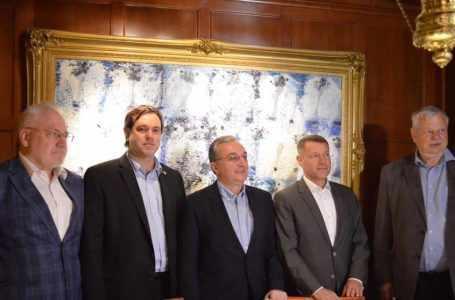 Сопредседатели МГ ОБСЕ и глава МИД Армении встретились в столице США