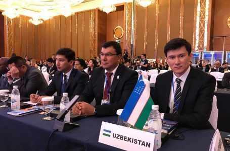 Делегация Узбекистана приняла участие в 7-м Международном заседании Центров повышения квалификации ЦБРР