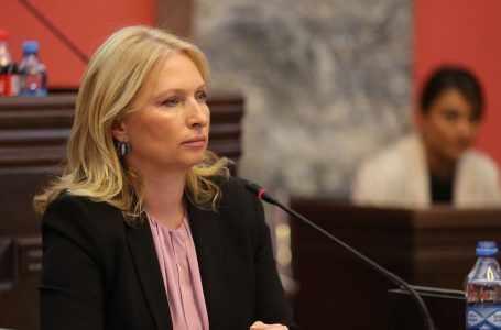 Парламент заслушал министра экономики и устойчивого развития