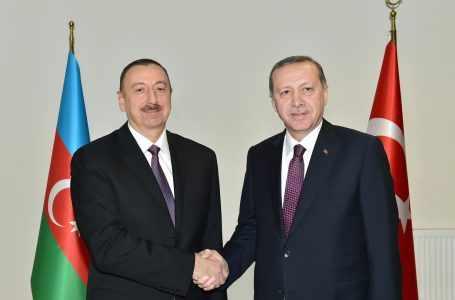 Президенты Турции и Азербайджана провели телефонные переговоры