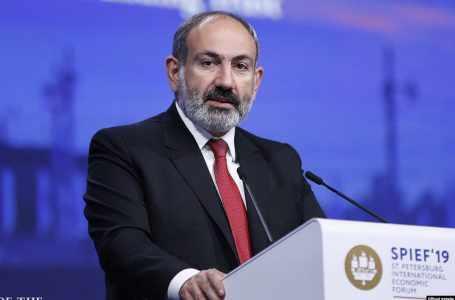 Премьер-министр Армении посетит Вьетнам и Сингапур