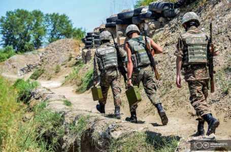 Армия обороны Карабаха проводит значительную работу по укреплению линии фронта