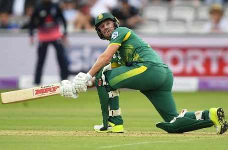 Предложение AB de Villiers пришло слишком поздно, чтобы сменить команду: Faf du Plessis