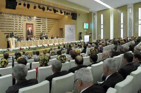 В Туркменистане открылась международная научная конференция