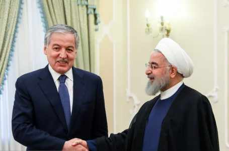 Глава МИД Таджикистана обсудил с президентом Ирана вопросы расширения торгово-экономических связей