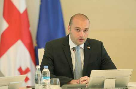Премьер-министр: Совместная декларация, подписанная в связи с 10-летием стратегического партнерства между США и Грузией, является документом исторического значения