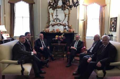 Заявление МИД о встрече Зограбян-Мамедъяров в Вашингтоне