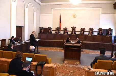 Конституционный суд сделал заявление