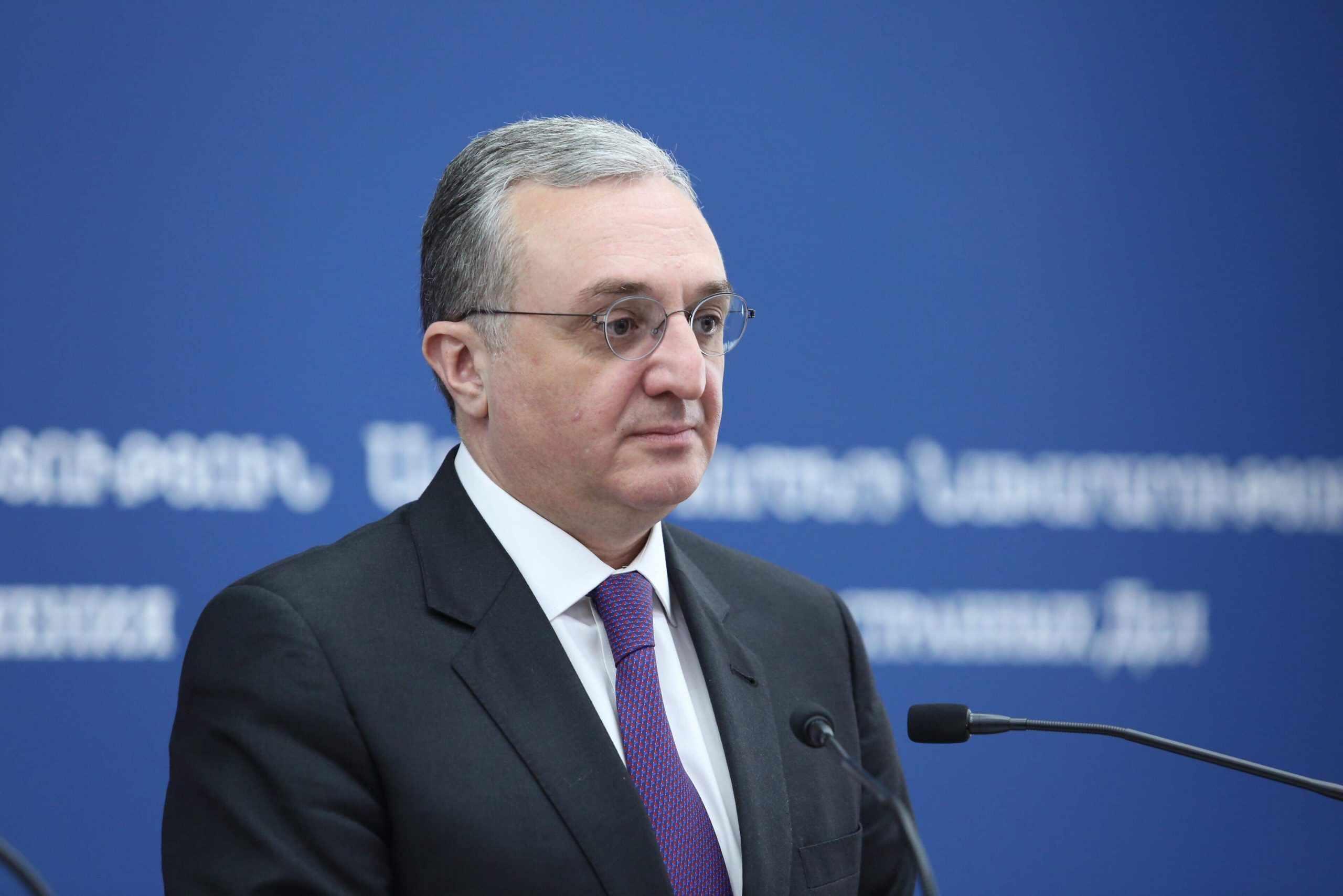 Глава МИД Армении посетит с рабочим визитом Кипр