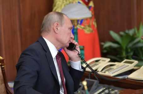 В ходе телефонного разговора президенты Туркменистана и России обсудили приоритеты двустороннего сотрудничества