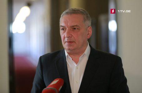 Гия Вольский говорит, что посол Австрии нарушает дипломатический этикет