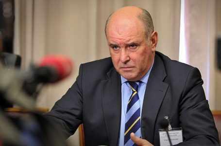Заместитель министра иностранных дел России по связям с Грузией на фоне протестов в Тбилиси