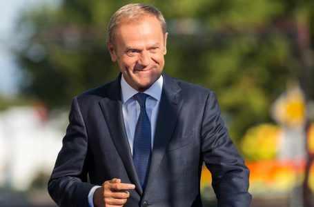 Лидер Европейского Совета Дональд Туск прибыл в Армению