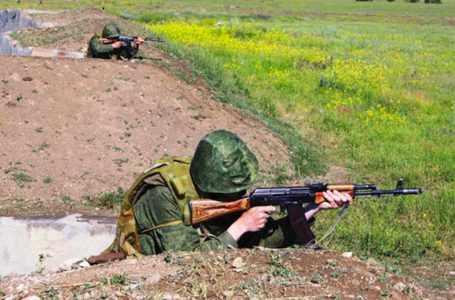Армения опровергает сообщения азербайджанской стороны о стрельбе на границе