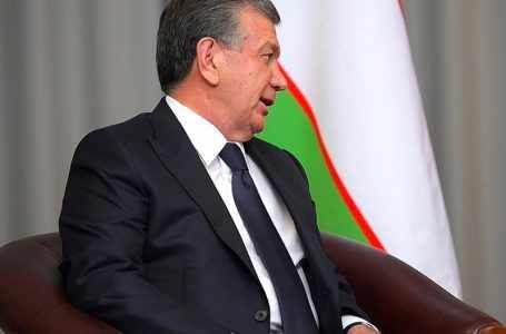 Шавкат Мирзиёев посетит Беларусь с 31 июля по 1 августа