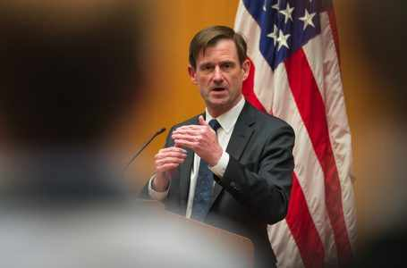 Заместитель госсекретаря США Дэвид Хейл планирует посетить Узбекистан