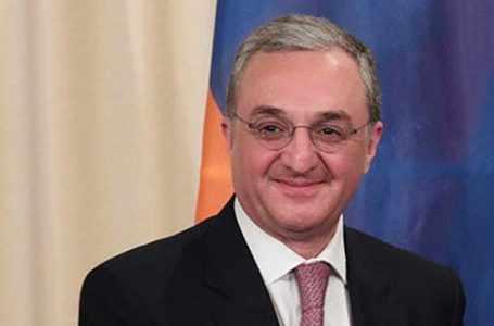 Глава МИД Армении встретился в Женеве со своим палестинским коллегой