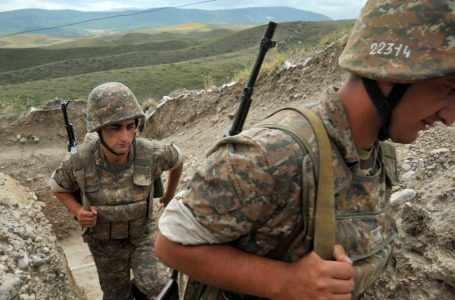 На линии соприкосновения азербайджанских и армянских войск наблюдается сравнительно спокойная ситуация