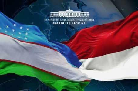 Узбекистан и Индонезия обсудили перспективные направления сотрудничества