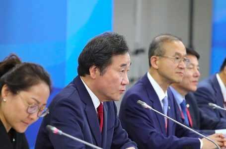 Премьер-министр Южной Кореи прибудет в Таджикистан с официальным визитом