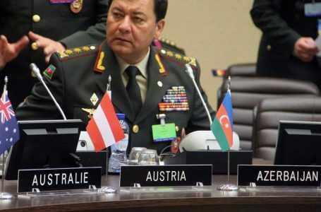 Начальник Генерального штаба Вооруженных сил Азербайджана встретился с командиром штаба специальных операций НАТО