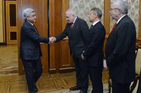 Сопредседатели Минской группы ОБСЕ распространили совместное заявление