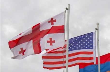 Грузия и штат Джорджия США отмечают 25-летие военного партнерства