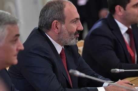Премьер-министр Армении в ближайшее время выступит с заявлением о ситуации с Конституционным судом